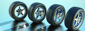 All drive wheel