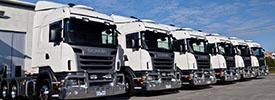 Scania Rental